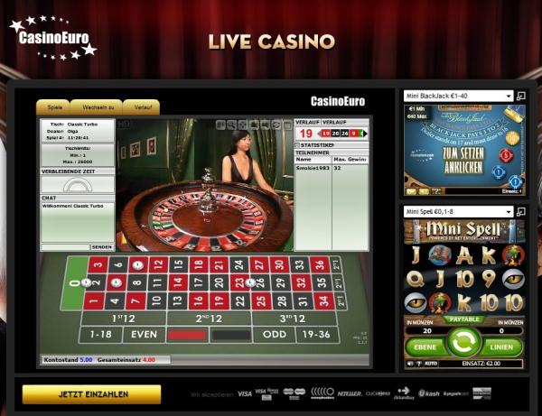online live roulette spielen