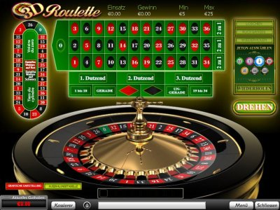 Spiele French Roulette 3D Advanced - Video Slots Online