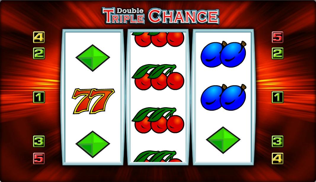 Double Triple Chance gratis spielen | Online-Slot.de