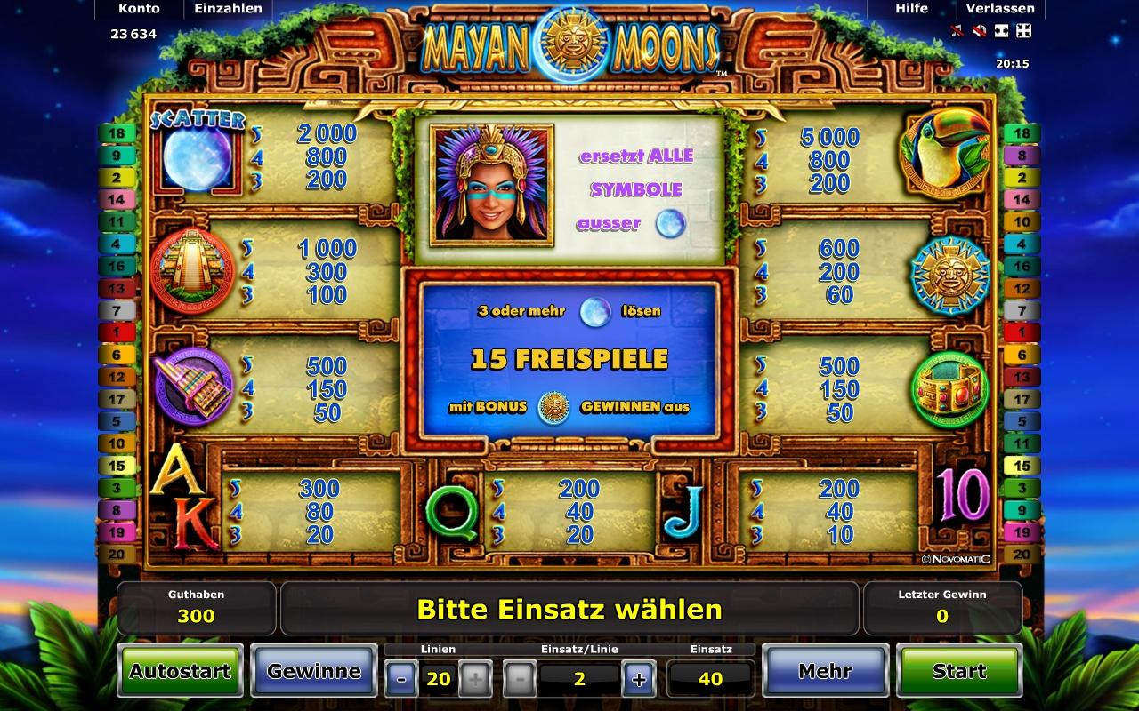 Novoline Casino Eroffnen