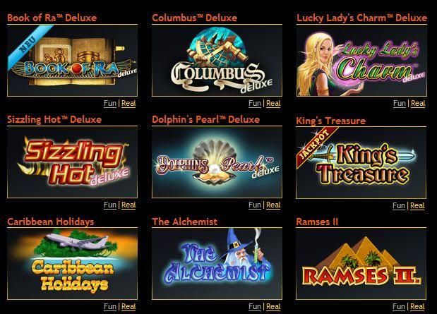 seriose online casinos novoline